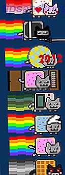 Infastidisci tutti quelli che conosci con Nyan Cat non-stop