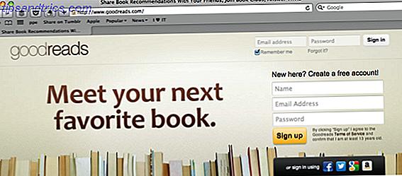 Eine inoffizielle Anleitung zu Goodreads für Leser und Schriftsteller