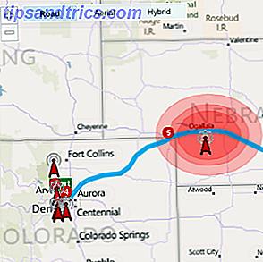 Kørsel over Amerika snart?  Vet, hvilken station der bærer offentlige radioprogrammer for hver kilometer af din rejse, takket være NPR's Road Trip-værktøj.