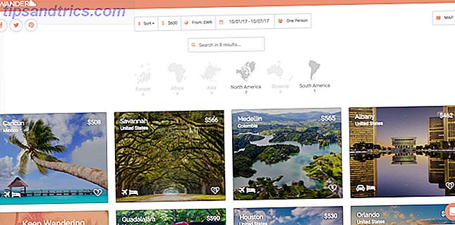 Cuando estés atrapado en una decisión de viaje, utiliza estas sencillas aplicaciones de planificación de viajes para encontrar tu próximo destino.