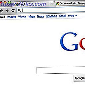 Google est Google, et nous le savons par cette page de recherche tout-blanc et logo multicolore.  N'est-ce pas un peu brillant et dur sur les yeux, cependant?