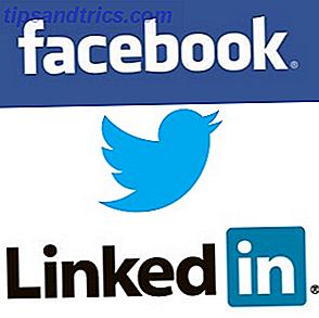 Pourquoi vous ne devriez pas intégrer Facebook, Twitter et LinkedIn