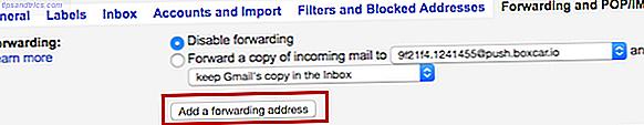 Gmail semplifica il passaggio automatico delle email agli altri, ma con alcuni filtri è possibile inviare tali e-mail a più persone contemporaneamente.