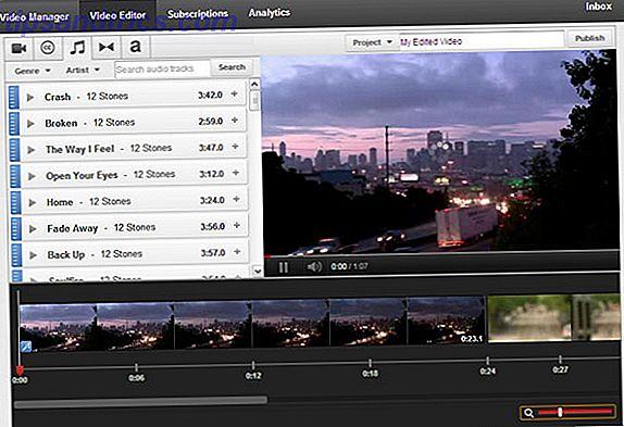 Videoredigering online gratis