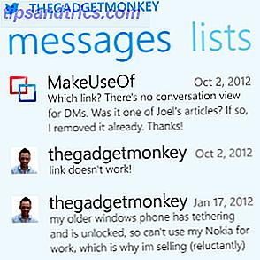 Ein kurzer Blick auf den Windows Phone-Apps + Spiele-Service zeigt eine endlose Liste von Twitter-ähnlichen Apps für das Gerät - was merkwürdig ist, da Twitter-Funktionen (wie Tweeting und Retweeting) im People Hub zu finden sind!  Also, warum gibt es so viele Twitter Apps und warum würdest du die offizielle Twitter App als deine bevorzugte Wahl wählen?