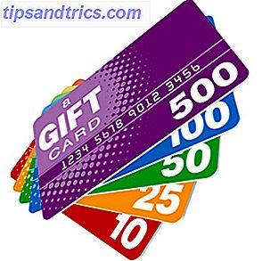 5 gode hjemmesider til at sælge og købe uønskede gavekort