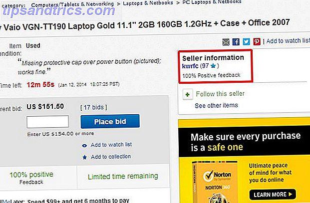 Förste gången på Ebay? 5 Viktiga saker du behöver veta