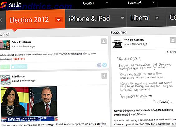 Sulia: een op onderwerpen gebaseerde sociale nieuwsfeed