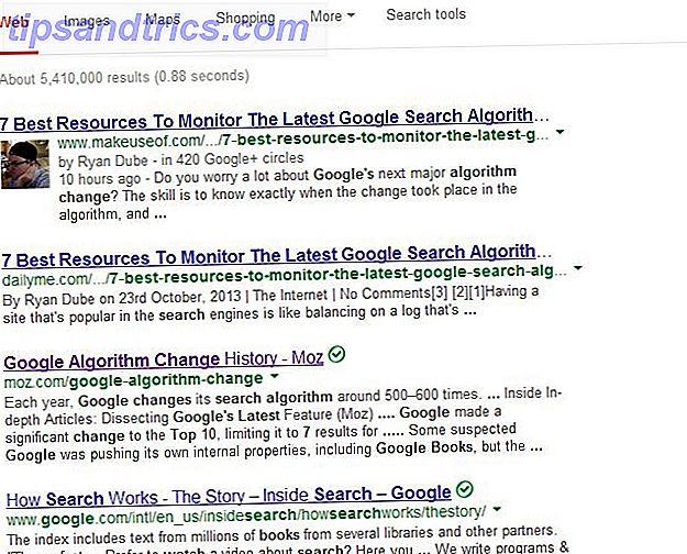 Een klein beetje van mij: 4 redenen waarom u Google-auteurschap zou moeten instellen