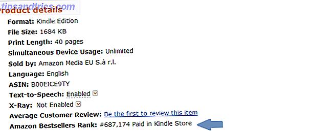 A Amazon tem muitas maneiras de classificar os produtos, mas um dos menos compreendidos é o da Amazon Bestsellers Rank.  Vamos tentar entender o que isso significa para você como comprador e vendedor.