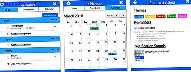 Chrome vous aide à rechercher vos devoirs.  Mais saviez-vous que ces extensions vous aident à planifier et à exécuter vos devoirs scolaires?
