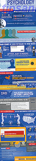 Facebook Psychology - Is Addiction Affecting Our Minds? [INFOGRAPHIC] facebook psychology