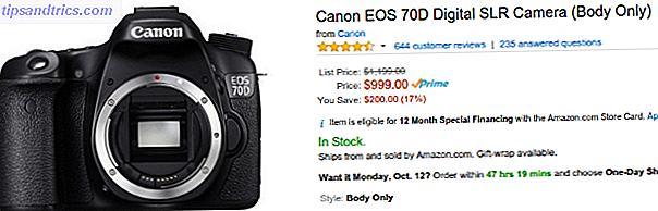 Er den Amazon pris virkelig en aftale?  Find ud af med en klik
