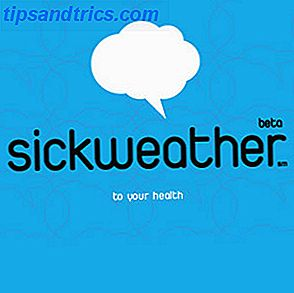 Sickweather est un nouveau type de «réseau de santé sociale».  Il veut vraiment être la girouette pour la mauvaise santé dans le monde.