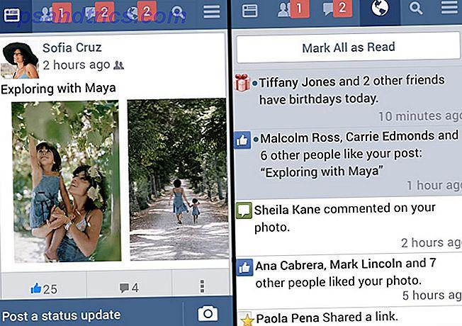 Gem Mobile Data med Lite Alternativer til Facebook, Twitter og Mere