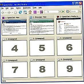 """4 sitios web para crear páginas de inicio de """"marcado rápido"""" personalizadas"""