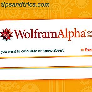 Wolfram Alpha me aterroriza, con toda honestidad.  Es como SkyNet combinado con Google, y sabemos todo sobre esas dos cosas: eventualmente se harán cargo del mundo.