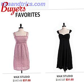 Dale a la ropa dos veces la vida: compra o vende artículos de moda a la vez