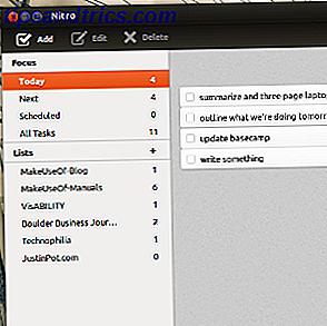 Dressez une liste de choses à faire, puis faites votre travail.  Si c'est ce que vous voulez faire, mais vous n'avez pas encore réussi à trouver un logiciel qui fonctionne, donnez un coup de feu à Nitro.