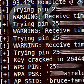 A présent, nous devrions tous être conscients des dangers de la sécurisation des réseaux avec WEP, ce que j'ai démontré avant de pouvoir pirater en 5 minutes.  Le conseil a toujours été d'utiliser WPA ou WPA2 pour sécuriser votre réseau, avec un mot de passe long qui ne pouvait pas être piraté par la force brute.
