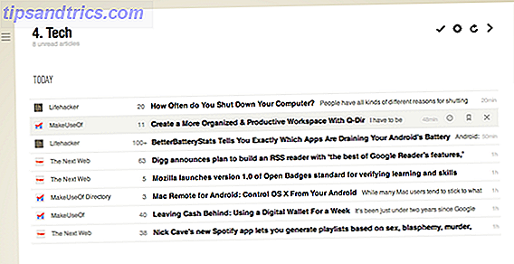 alternativas de google reader