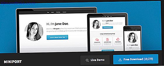 HTML5up: ofrece plantillas atractivas y de gran apariencia para editar y usar