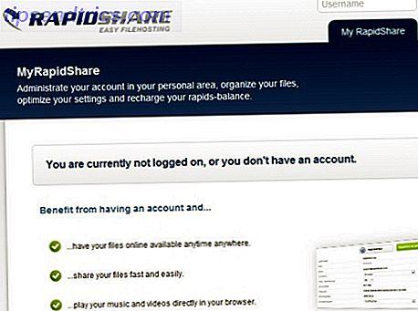 Top 10 größten File-Sharing-Websites im Internet jetzt
