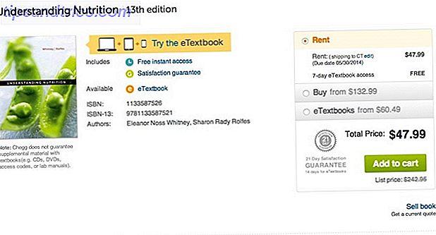 Deux des sites les plus utilisés pour obtenir des manuels sont Chegg et Textbooks.com, mais que devriez-vous utiliser pour votre prochaine excursion d'achat de manuels scolaires?