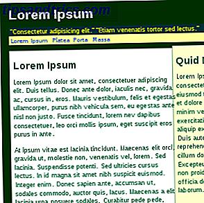 Les concepteurs Web ont probablement un minou d'outils Lorem Ipsum sauvegardés à proximité qui est utile pour leur travail de développement web.  Les générateurs Lorem Ipsum se présentent sous diverses formes;  certains d'entre eux permettent de personnaliser la génération de texte fictif avec des largeurs de polices variables, des polices de caractères et d'autres éléments de conception.
