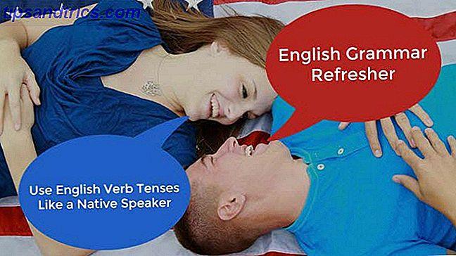 Att lära sig engelska kan vara svårt.  Grammatik är ett av snubblarna.  Dessa fem Udemy klasser hjälper dig att prata och skriva engelska med bättre flyt.