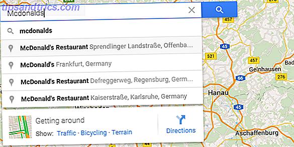 Google Maps nous a aidé à redécouvrir le monde.  Mais il y a encore des choses à trouver plus près de chez soi.  Comment utilisez-vous Google Maps pour découvrir les perles cachées de votre quartier?