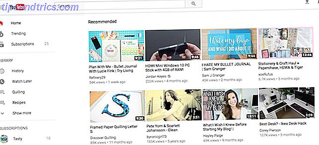 ¿Sabía que YouTube tiene un modo oscuro secreto?