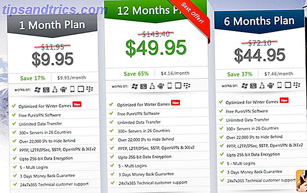 PureVPN: Servicio de VPN rápido, asequible y con privacidad