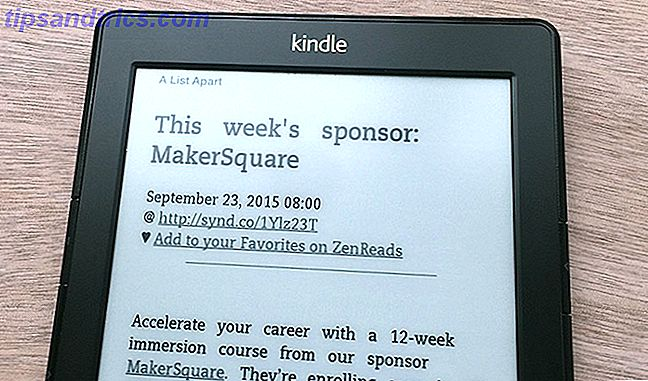 5 Briljante Kindle-apps en -sites die elke Ebook Lover nodig heeft