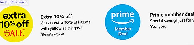 Amazon Prime medlemmer kan nu drage fordel af ugentlige rabatter og ekstra salgspriser, når de handler på Whole Foods.