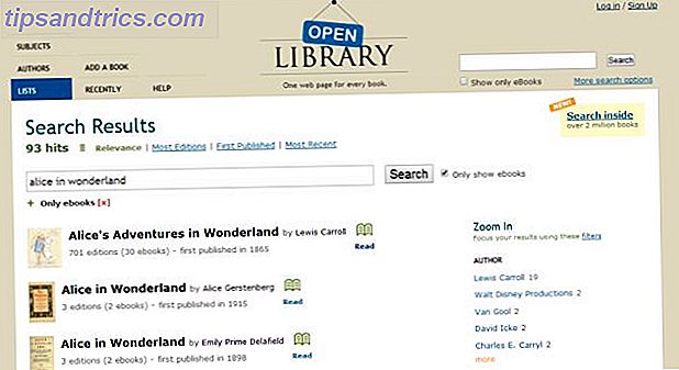 open-library-alice-in-wonderland-recherche