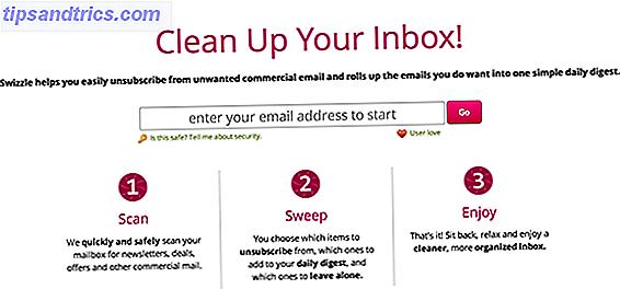 The Swizzle: Cancelar a inscrição de listas de discussão e reduzir o spam recebido