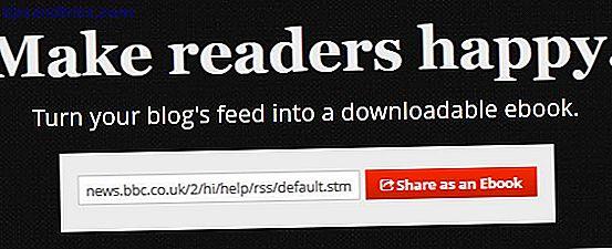 eBook Glue: Converta Feeds RSS e Atom em eBooks ePub e Mobi