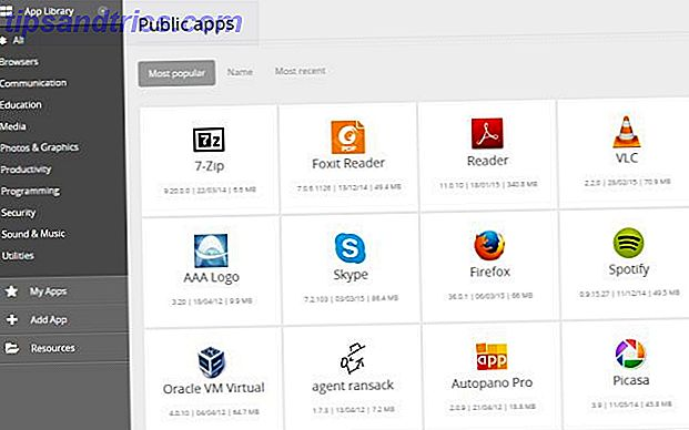 El software debe ser utilizado, no instalado.  Use Cameyo para ejecutar sus aplicaciones favoritas de Windows desde cualquier lugar.  Solo necesita una pestaña del navegador y Dropbox.
