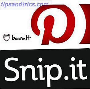Pinterest, Snip, Boxnutt: Gör stil och syfte en skillnad?