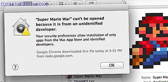 ¿Qué es GateKeeper y cómo ayuda a proteger mi Mac?  [Explicaciones de MakeUseOf]