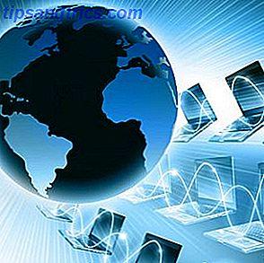 Internett og World Wide Web er ikke det samme [MakeUseOf Forklarer]