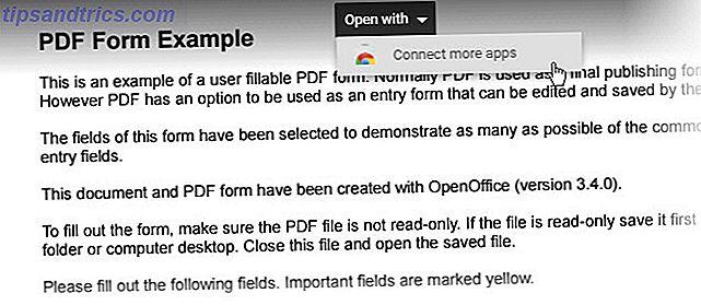 Hoewel er vele manieren zijn om PDF-formulieren in te vullen, is een van de eenvoudigste en handigste manieren om PDF-formulieren in te vullen met niets meer dan Google Drive.