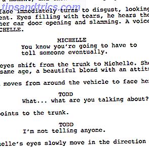 Wolltest du schon immer deinen eigenen Film machen?  Haben Sie schon einmal versucht, ein Skript mit Celtx zu schreiben?