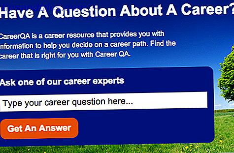 CareerQA: Obtenga información y haga preguntas sobre las rutas profesionales