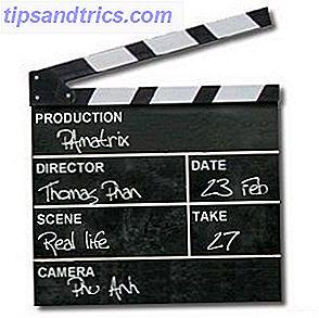 Hay algo mágico en las películas.  En el espacio de dos horas se cuenta una historia completa de principio a fin.