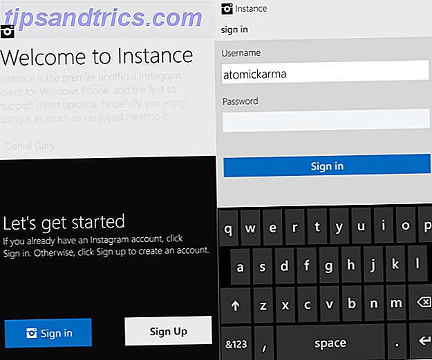 Istanza: un client Instagram non ufficiale per Windows Phone