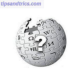 Wikipedia continuará siendo derribado por su credibilidad y precisión, pero es el mejor proyecto de código abierto que conocemos.  Y todavía dependemos de una referencia rápida.