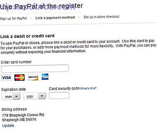 Συνδέστε βίζα με την PayPal