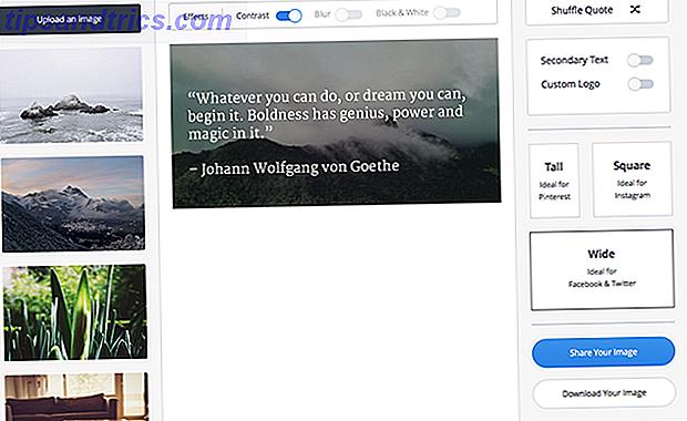 Lav gode billeder til at dele online.  Cool hjemmesider og apps viser dig fem websteder, der gør det nemt at oprette kølige sociale medier.